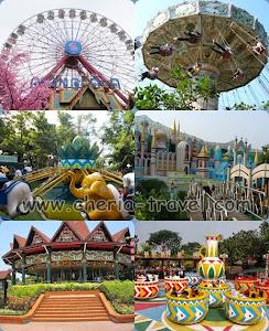 Biang Lala, Ontang-Anting, Gajah Bledug, Istana Boneka, Turangga-Rangga, Poci-Poci