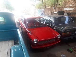 Daihatsu Compagno Minivan 2pintu 1965 Siap Pakai