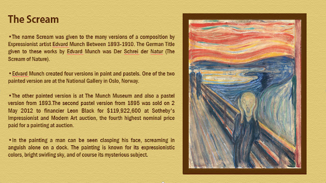 """Most Interesting Facts about Edvard Munch's Painting """"The Scream"""""""
