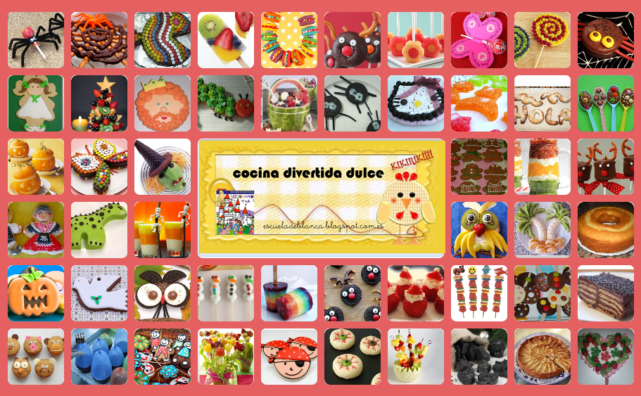 Escuela infantil castillo de blanca symbaloo cocina for Cocina divertida para ninos