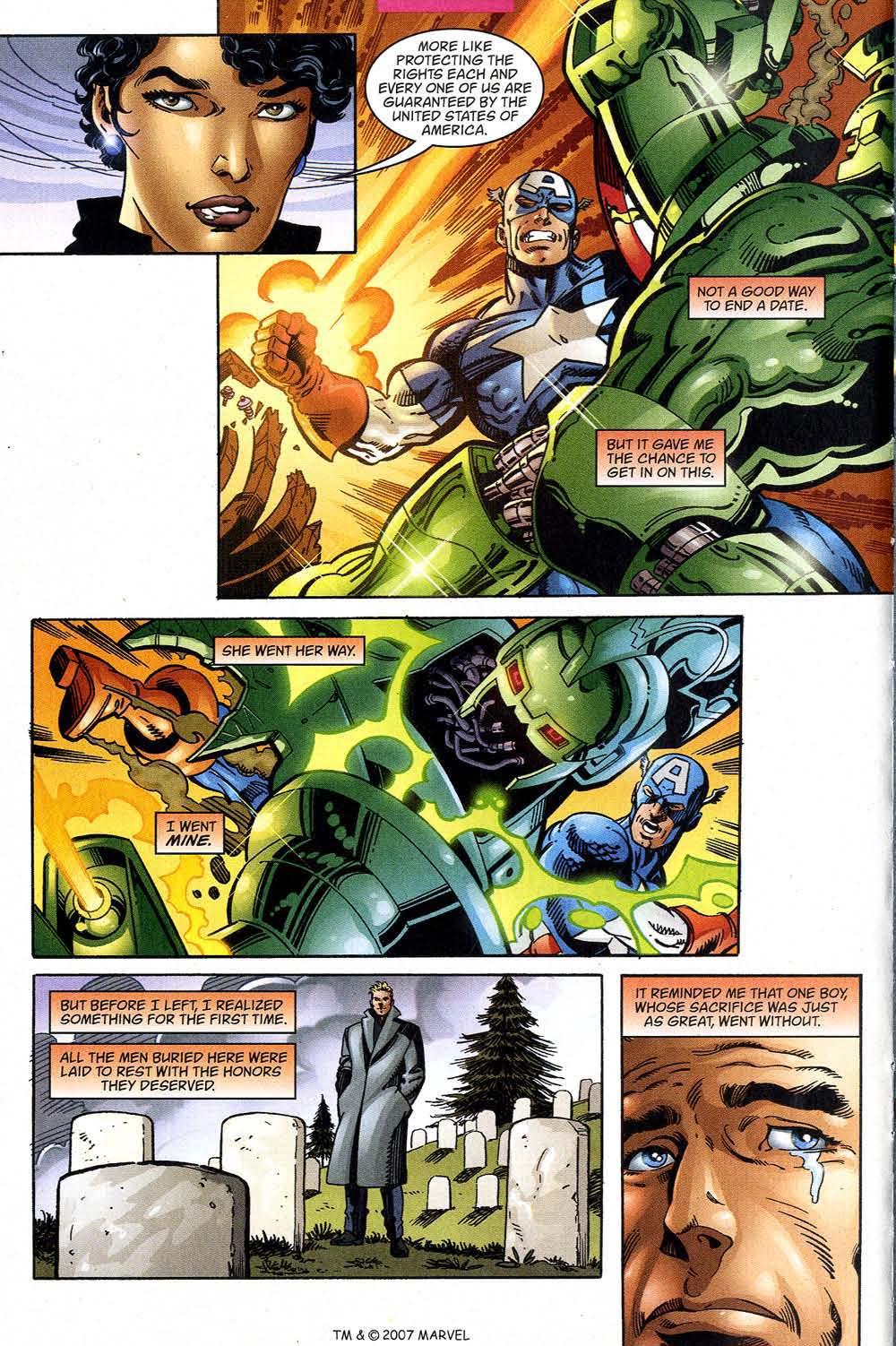 Captain America (1998) Issue #39 #46 - English 16