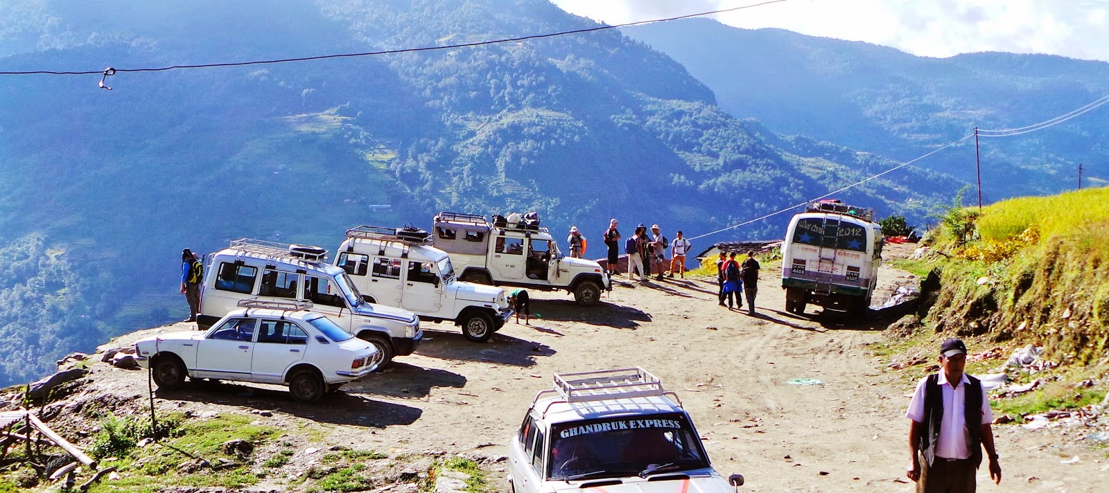 road transport in nepal essay Advantages and disadvantages of road transport road transport is a very popular mode of transport used by suppliers and businesses to deliver orders.