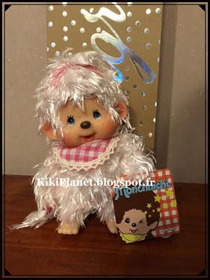 La Monchhichi Moko Moko Girl - réf 293760, bebichhichi, kiki, toys, vintage