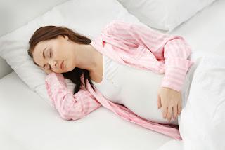 Hamilelikte Yüz Üstü Yatmak