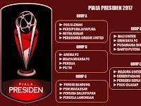 Jadwal Piala Presiden 2017 Hari Ini Siaran Langsung Dan Jam Tayang