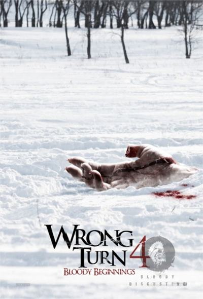 Camino Hacia el Terror 4 [Wrong Turn 4] 720p HD Descargar Español Latino Dual BRRip