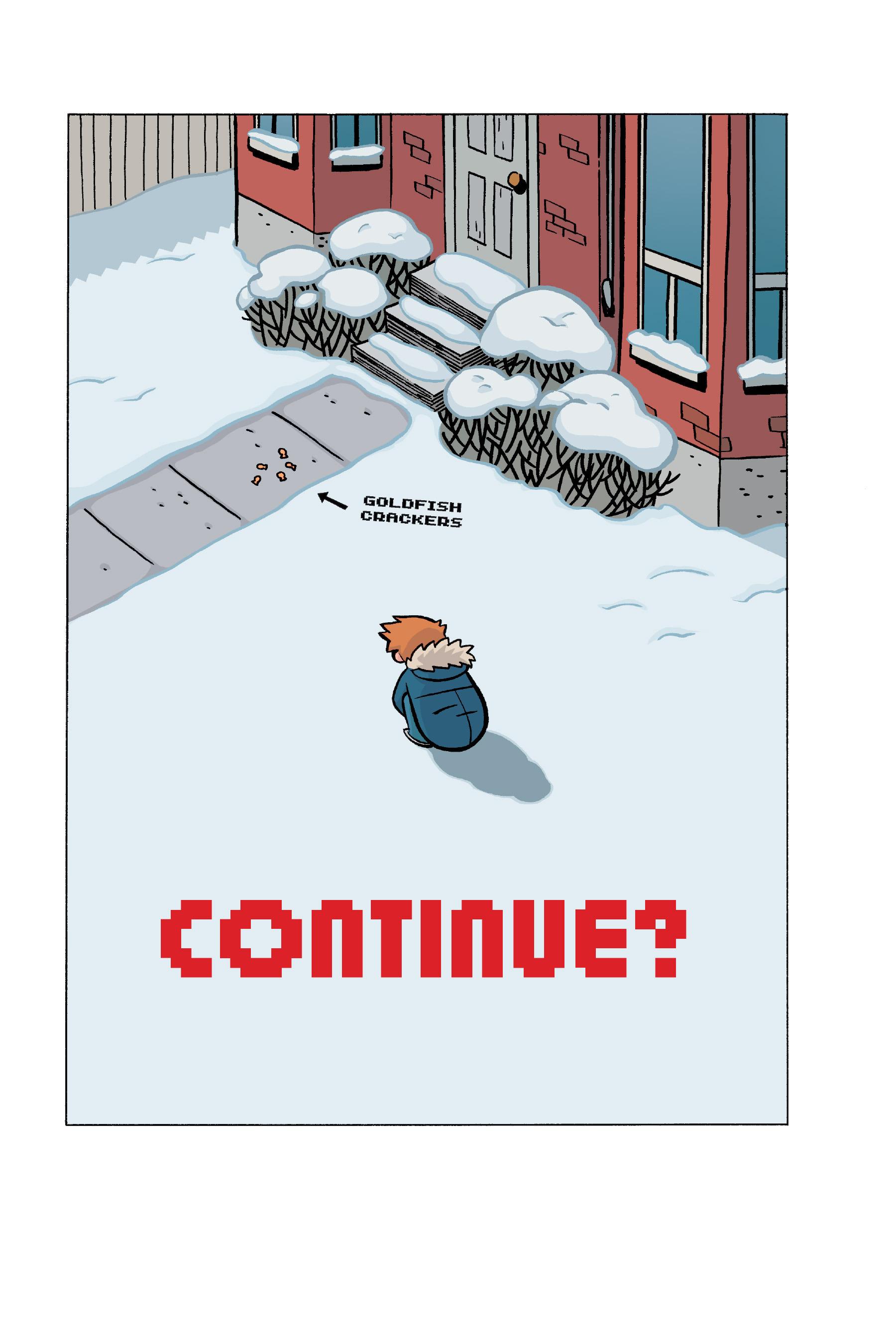 Read online Scott Pilgrim comic -  Issue #5 - 164