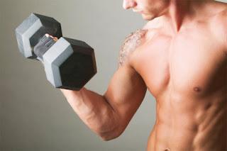 Entrenamiento muscular intenso