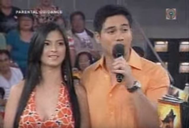THROWBACK: Angel Locsin's TV Appearance Together With Piolo Pascual In Wowowee!