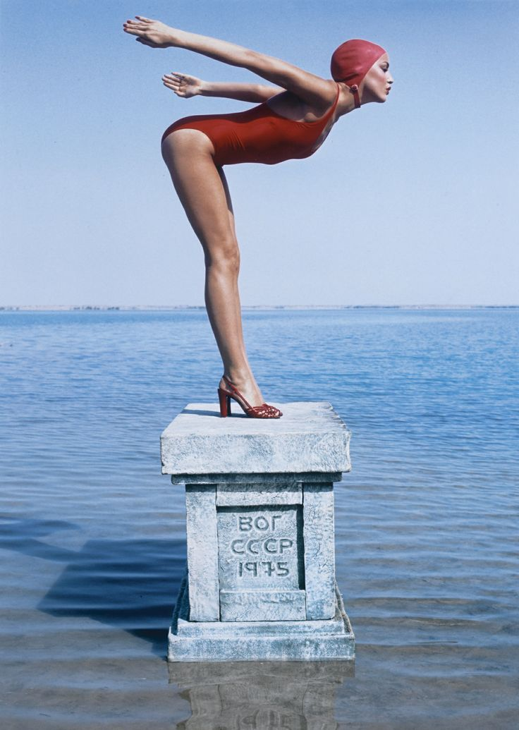 Jerry Hall Norman Parkinson 1975 - UK style blog