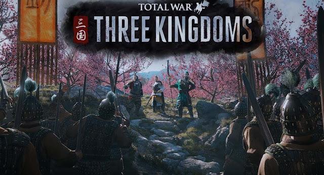 """""""Total War: Three Kingdoms"""" Game chiến thuật """"Tam Quốc"""" 2019"""