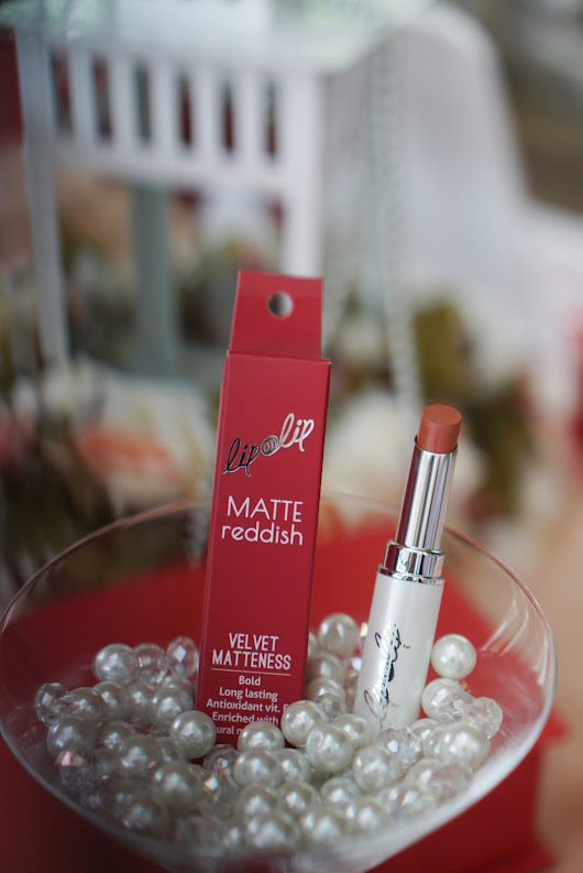 Beauty Appetite by Jessica Simon: Lip On Lip Velvet Matteness Lipsticks Review & Swatch (Rosie, Nude, Peony, Pinkish, Reddish)