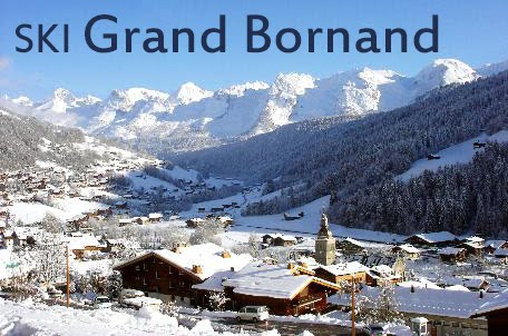 Ski Grand Bornand - Aravis - French Alps