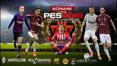 PES 2019 Chelito v1 OFFICIAL New Textures + Save Data May 2019