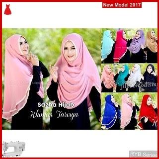 RYB052B Hijab Jilbab Cantik Khimar Murah Tarisya BMG Online Shop