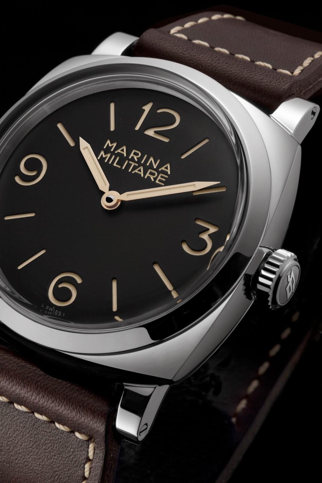 Panerai Radiomir 1940 Marina Militare 3 Days Acciaio – 47mm, Special Edition (PAM00587)