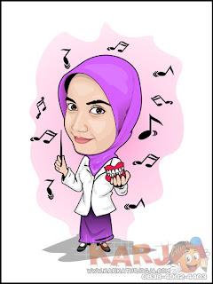 Karjo Karikatur V R Ulang Tahun Dokter Gigi