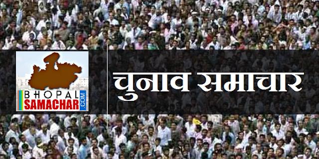 BHOPAL निगम कमिश्नर और एसपी को हटाने की मांग: EC से हुई शिकायत | MP NEWS