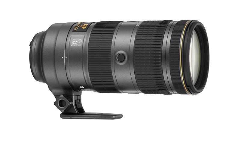 Юбилейная версия Nikon AF-S NIKKOR 70-200mm f/2.8E FL ED VR