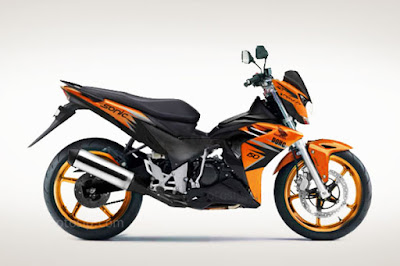All New Honda Sonic paling baru