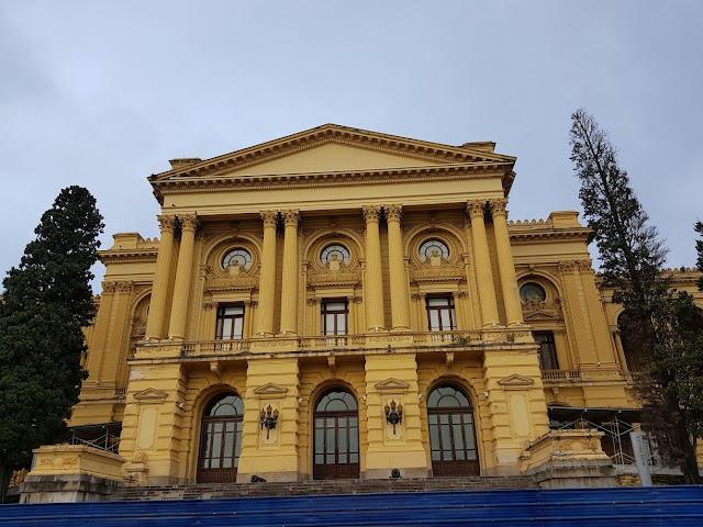 パウリスタ博物館