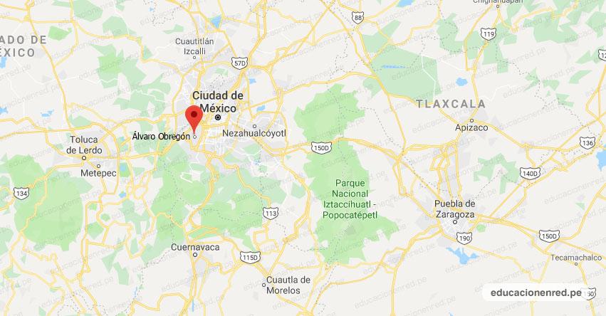 Temblor en México de Magnitud 2.9 (Hoy Martes 16 Julio 2019) Sismo - EPICENTRO - Álvaro Obregón - CDMX - En Vivo Twitter - Facebook - SSN - www.ssn.unam.mx