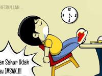 Kata Kata SMS Ucapan Selamat Sahur Puasa Ramadhan 1438 H 2017/2018