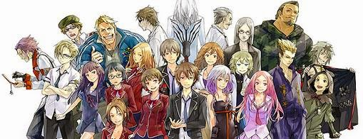 Soundtrack Guilty Crown OP&ED ~ Full Version