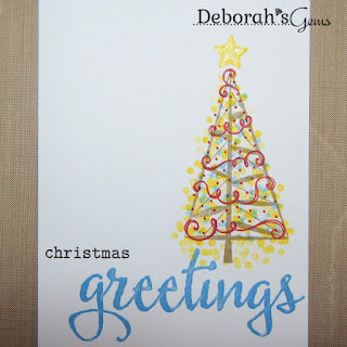 Christmas Greetings sq - photo by Deborah Frings - Deborah's Gems