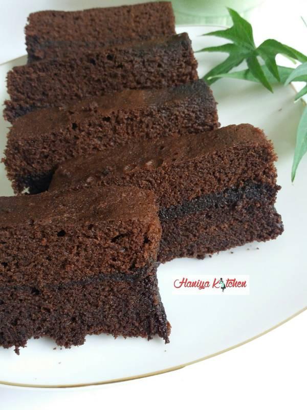 Resep Brownies Kukus Ala Amanda Lembut Enak