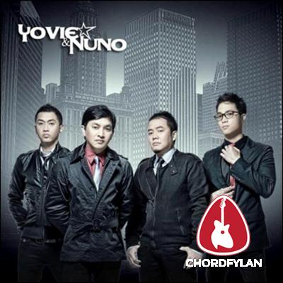 Lirik dan Chord Kunci Gitar Galau - Yovie & Nuno