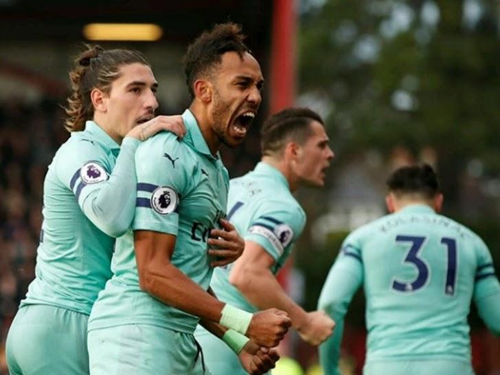 Hasil Akhir Bournemouth VS Arsenal, The Gunners Sukses Menambah Rekor Tak Terkalahkan