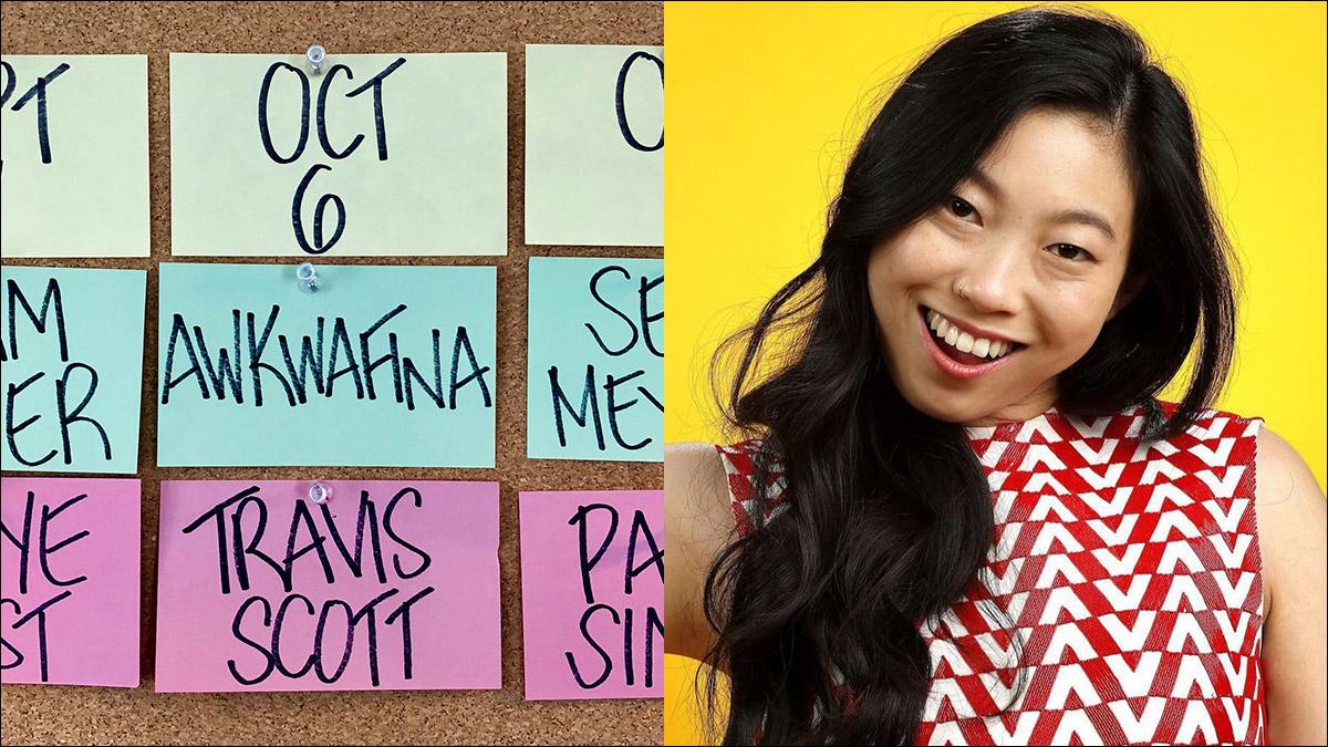 Awkwafina is hosting 'Saturday Night Live'