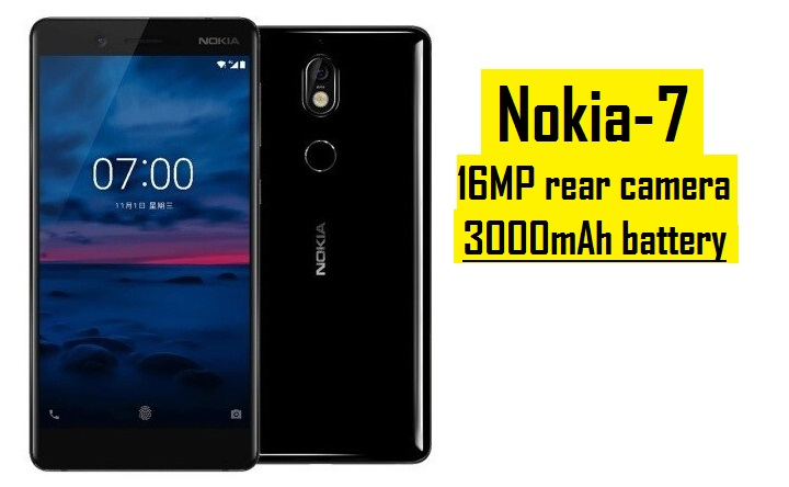 Android based Nokia7