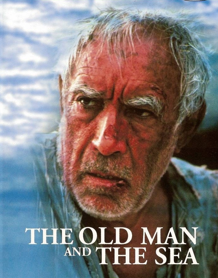 Oscar winner Anthony Quinn stars as Santiago - The Old Man and the Sea Movie, 1990