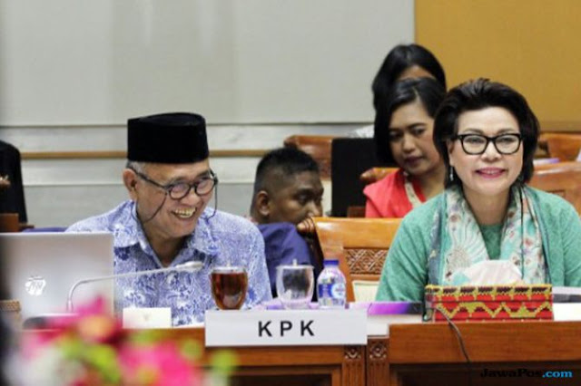 Internal Bergejolak, Pegawai KPK Gugat Keputusan Agus Cs ke PTUN