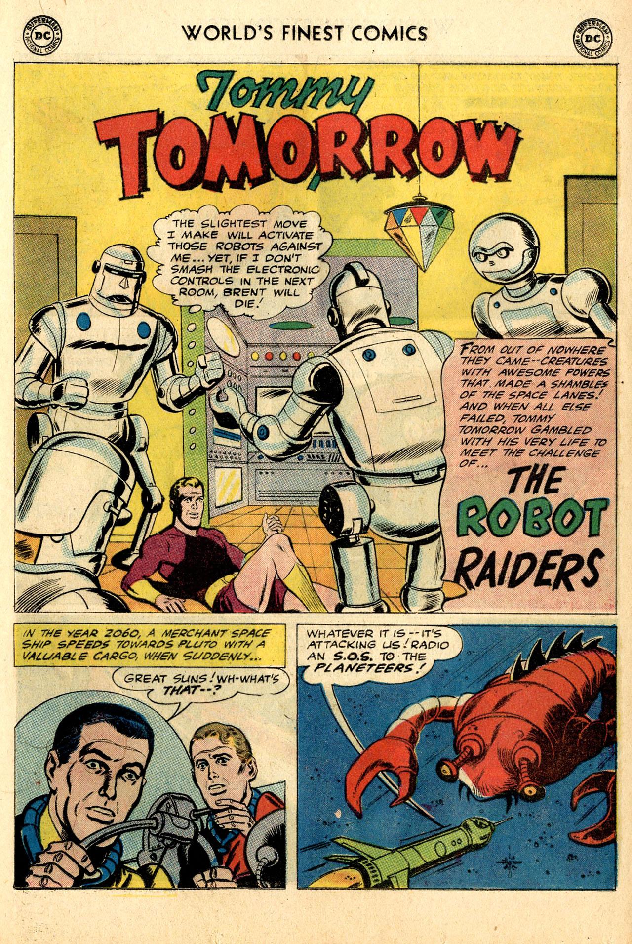 Read online World's Finest Comics comic -  Issue #110 - 17
