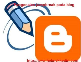 Kegunaan JumpBreak pada Blogspot8