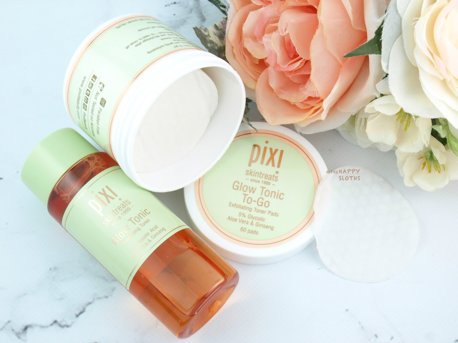 Pixi Glow Tonic & Glow Tonic To-Go: Review