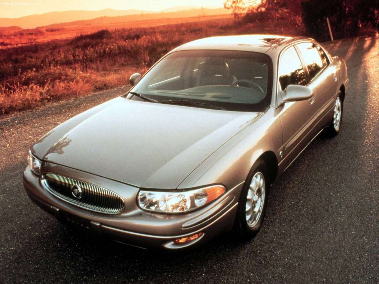 Buick Lesabre Limited X Wallpaper on 2003 Buick Lesabre Limited Edition