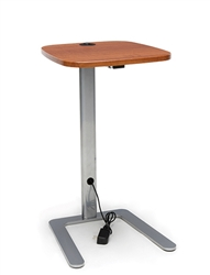OFM Tablet Charging End Table