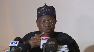 Alhaji Lai Mohammed,: I was misquoted never said Nigeria economy was beyond Buhari's capacity