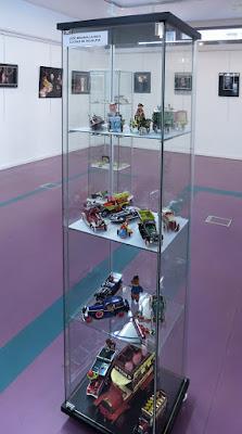 Exposición de coleccionismo organizada por ACOAS
