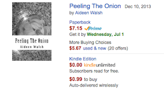Peeling The Onion by Aideen Walsh