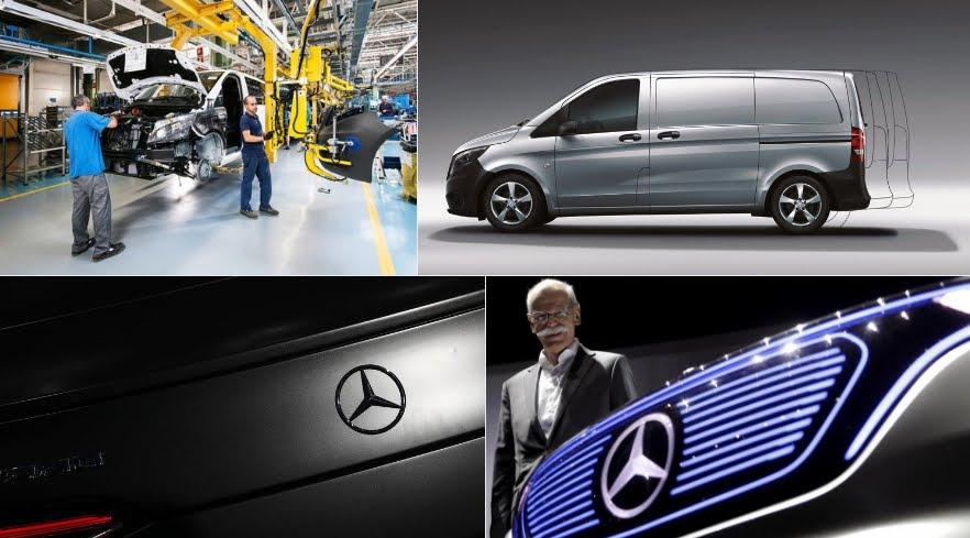 Scandalo dieselgate: verso maxi multa di 3,75 miliardi per Daimler