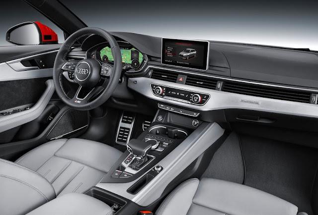 アウディA4 新型 モデルチェンジ