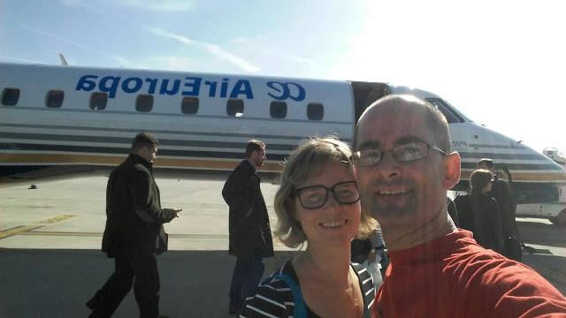 Air Europa, Madri, Barajas, Porto Portugal