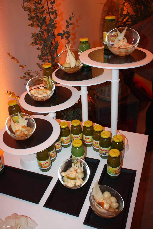 dessert Pago Battle cuisine