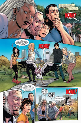 X-Men Gold Annual
