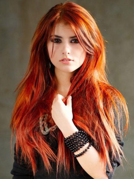 11 Most Beautiful Red-Headed Girls Ever! 11 Самые красивые рыжие девушки !